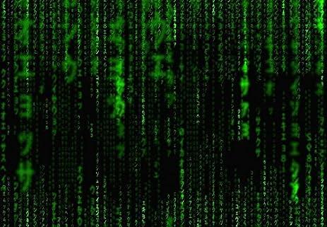 The Matrix Poster Photo Wallpaper