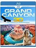Grand Canyon 3D: The American Masterpiece (Region Free) [Blu-ray 3D + Blu-ray]
