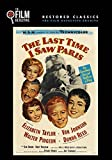 The Last Time I Saw Paris (The Film Detective Restored Version) by Elizabeth Taylor