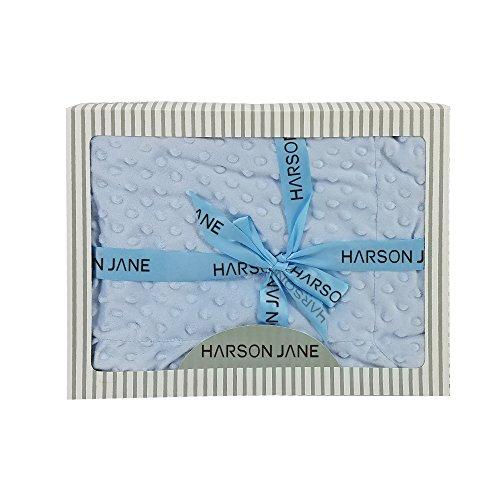 Harson&Jane Weiche Vlies Unisex Baby Blase Decke Bademantel Windeln Wickeln Wickel 80 × 110cm für Baby - Neugeborene (80×110cm(31×43)inch, 03)
