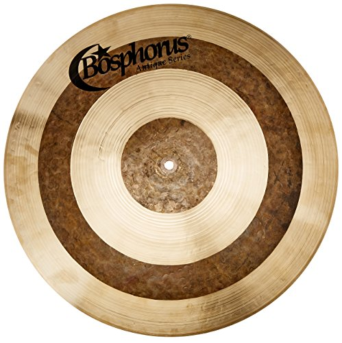 Bosphorus Cymbals A20FR 20-Inch Antique Series Flat Ride Cymbal