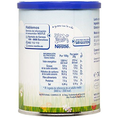 El Castillo - Leche Condensada - 740 g: Amazon.es: Alimentación y ...