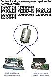 Mercedes CL500 CL600 S600 S55 S500 Vacuum Supply