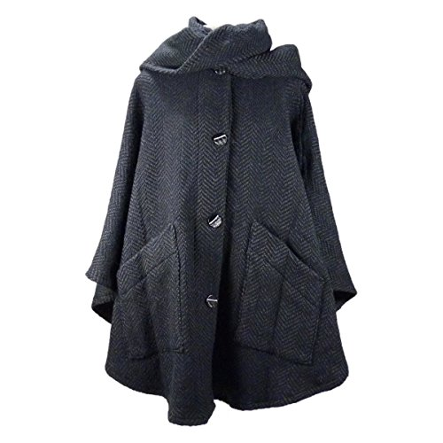 Branigan Tina Donegal Navy Cape
