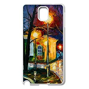wugdiy Personalized Durable Case Cover for Samsung Galaxy Note 3 N9000 with Brand New Design Art Painting