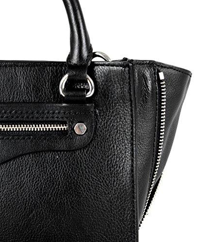 Rebecca Minkoff Borsa Donna Borsa a Mano Side Zip Mini Regan Mod. HS16ESZX58