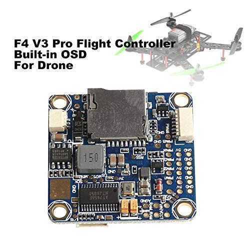 Wikiwand Betaflight Omnibus STM32F4 F4 Pro V3 Flight Controller Built-in OSD by Wikiwand (Image #4)