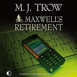 Maxwell's Retirement Audiobook