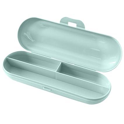 Yeshai3369 - Estuche portátil para cepillo de dientes eléctrico para viajes al aire libre y acampadas