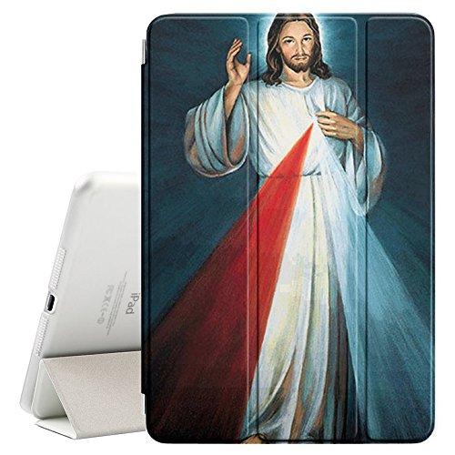 Graphic4You Jesus Christian Design Ultra Slim Case Smart Cov