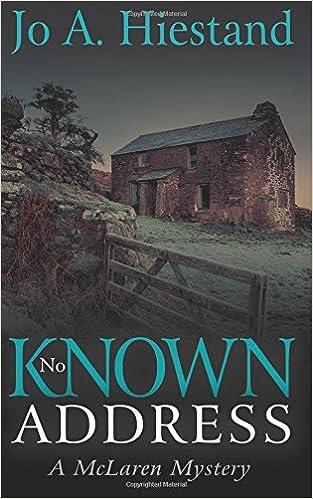 No Known Address: Jo A Hiestand: 9781509210206: Amazon com: Books