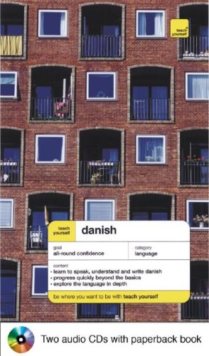 Complete Course Package Book (Teach Yourself Danish Complete Course Package (Book + 2CDs) (TY: Complete Courses))