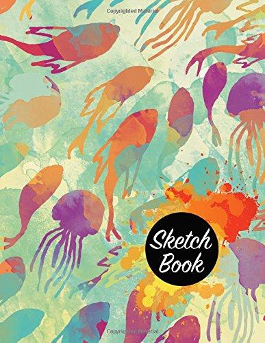 Sketch Book: Notebook Sketchbook, Paper Book for Sketching, Drawing, Journaling & Doodling (Sketchbooks), Perfect Large size at 8.5