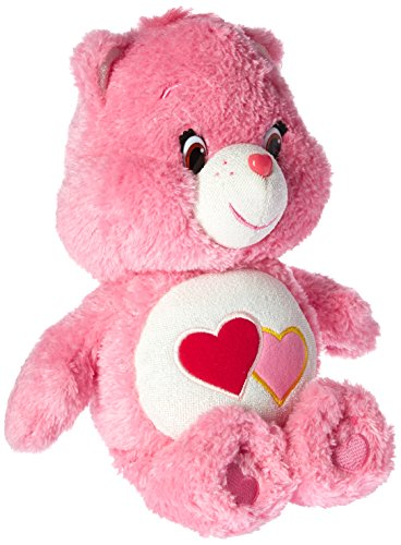 Care Bears Glow-A-Lot Love Plush - Care Bears Stuffed Animals