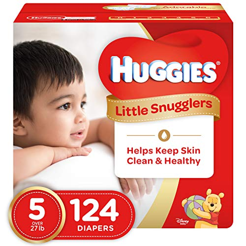 (Huggies Little Snugglers Baby Diapers)