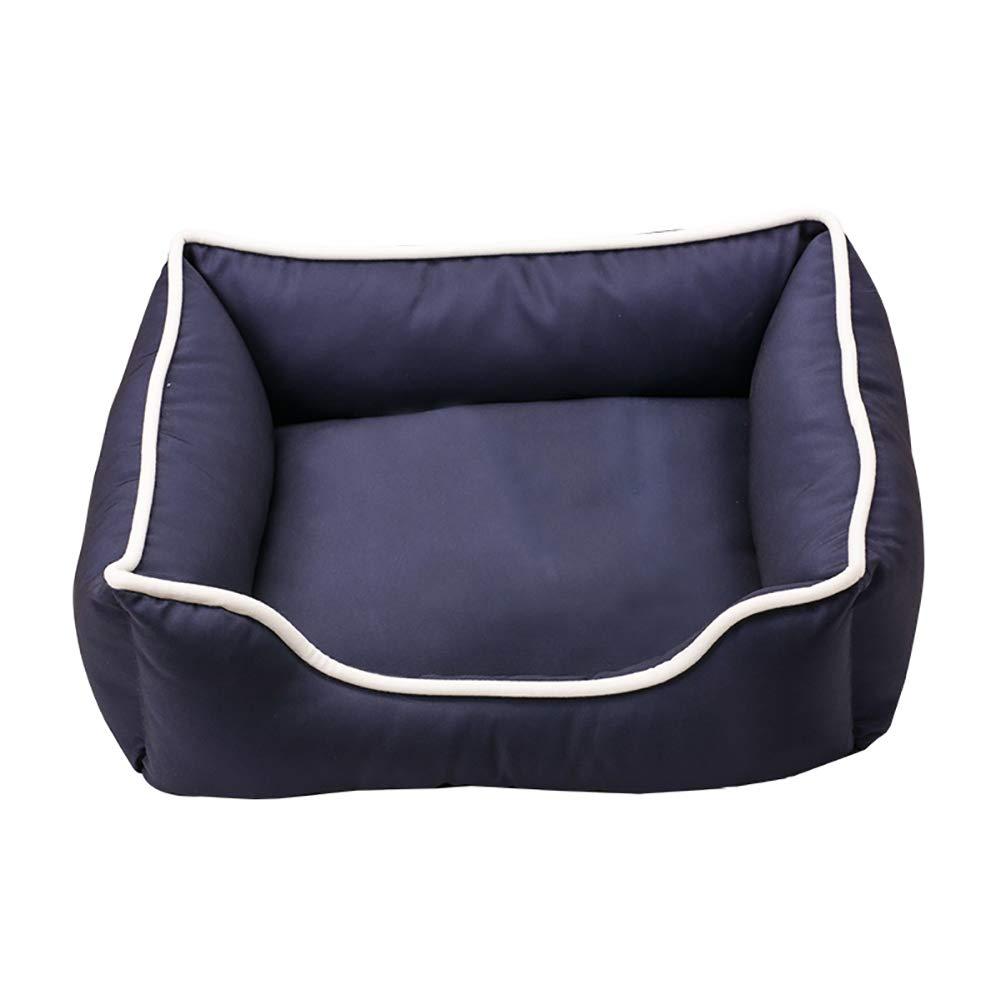 Dog bed Cuccia rimovibile e lavabile Four Seasons Pet Nest, Cucciolata per cani e gatti di piccole e medie dimensioni Lettiera, resistente alla sporcizia e al morso