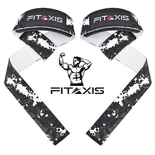FITAXIS Weight Lifting Straps 22