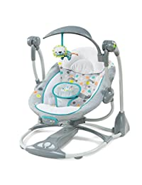 Ingenuity ConvertMe Ridgedale Swing-2-Seat BOBEBE Online Baby Store From New York to Miami and Los Angeles