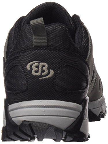 de Unisex Grau Rise Bruetting Schwarz Negro Low Expedition Schwarz Zapatos Senderismo Adulto Grau vSUUwYEq