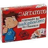Jeu de 110 cartes : Cartatoto Multiplication