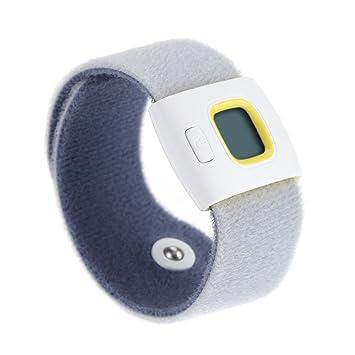 Bracelet thermometre bebe