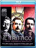 Puccini: Il Trittico [Opus Arte: OABD7102D] [Blu-ray] [2011] [2012] [Region Free]