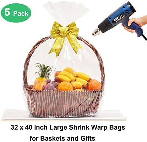 LazyMe Basket Cellophane Shrink Shrink product image