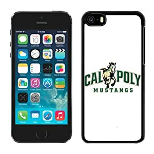 New Iphone 5c Case Ncaa Big Sky Conference Cal Poly Mustangs 1