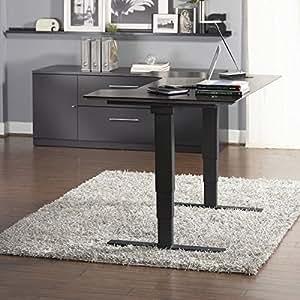 Amazon Com Jesper 65 In Adjustable Sit And Stand Desk