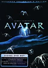 Avatar Three Disc Extended Collectors Edition