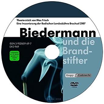 Biedermann und die Brandstifter, 1 DVD