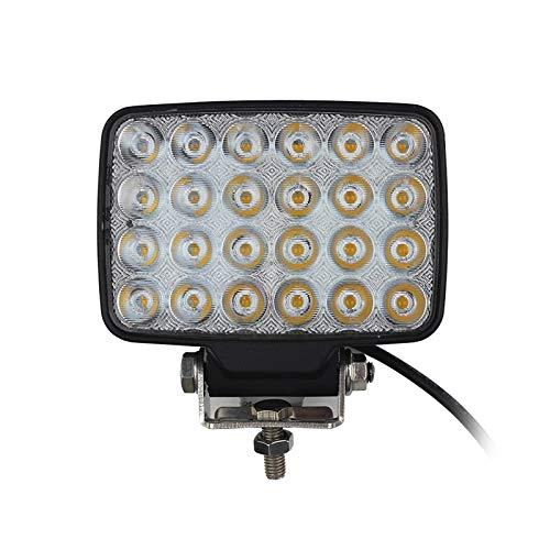 Fenghezhanouzhou Barra de luz LED de luz de Trabajo 72W LED ...