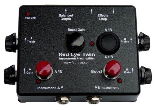 Fire-Eye Red-Eye Twin