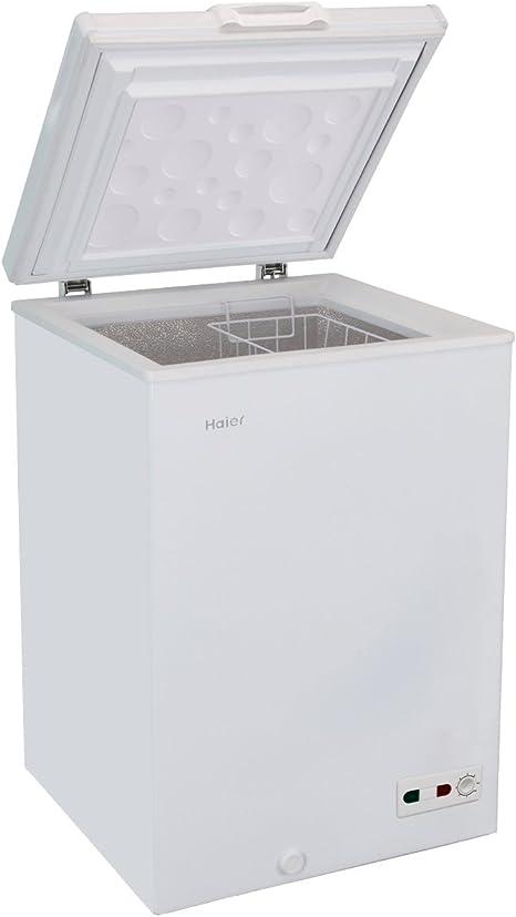 Haier - Congelador horizontal BD103RAA con capacidad de 103 litros ...