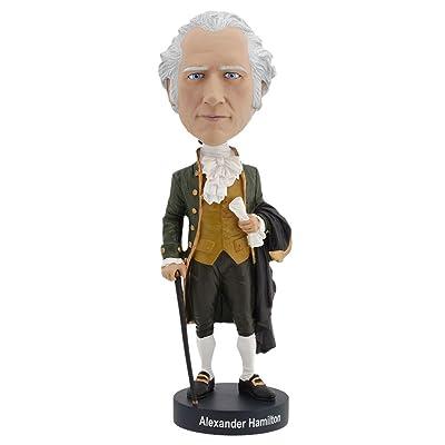 Royal Bobbles Alexander Hamilton Bobblehead: Toys & Games