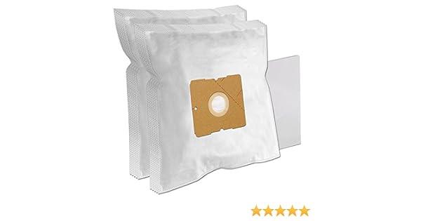 10 Bolsas de aspiradora para NILFISK P12: Amazon.es: Hogar