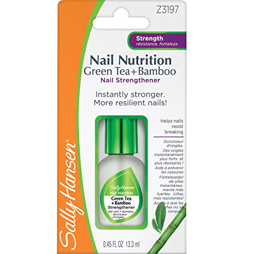 Sally Hansen Nail Nutrition Nail Strengthener 3197 Strength - Nail Treatment Strengthener