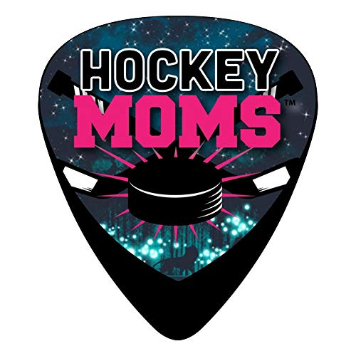 Hockey Moms Guitar Picks Celluloid 12 Pack Shape For for sale  Delivered anywhere in USA