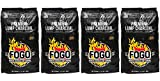 Fogo 17.6-Pound Premium Hardwood LUMP Charcoal Black Bag (Fоur Paсk)
