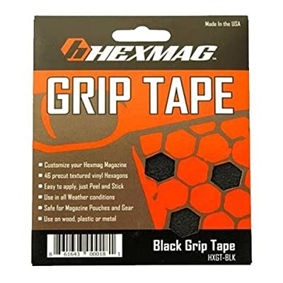 Hexmag HXGT Grip Tape 46 Hex Shapes, Black