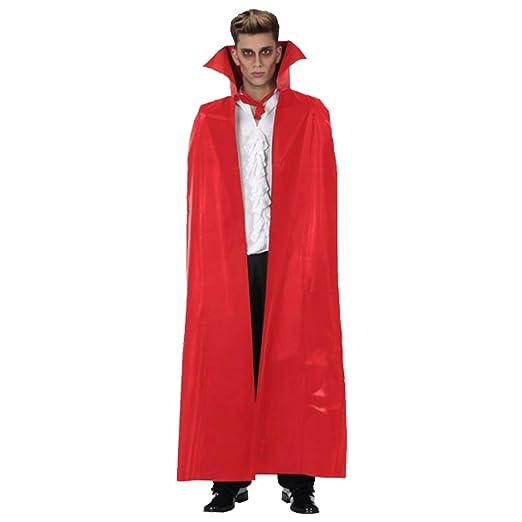 Cisne 2013, S.L. Capa Roja Adulto para Halloween sin Capucha ...