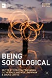 Being Sociological, , 0230303153
