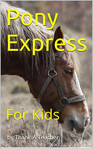 pony express for kids - 5