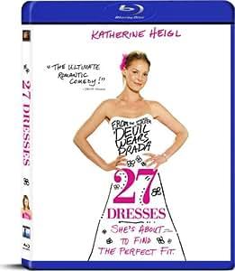 27 Dresses Blu-ray Repackaged
