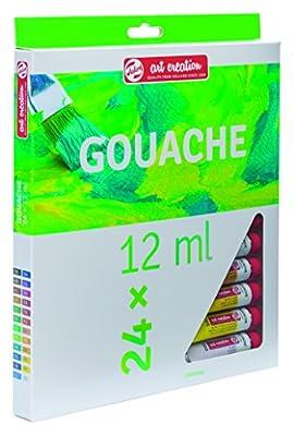 Royal Talens C902-1624M Art Creation Gouache 24-Color Set