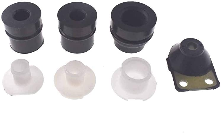4Pcs Replacement Buffers Set For Chainsaw Stihl MS038//380//381//028//028AV//028WB
