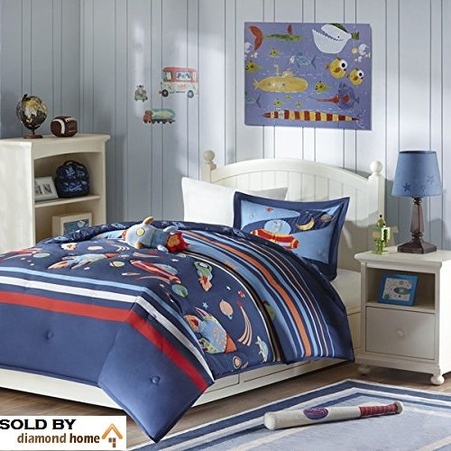 space shuttle bedding - 2