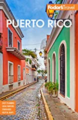 Ready to experience Puerto Rico? The experts at Fodor's are here to help. Fodor's Puerto Rico travel guide is packed with customizable itineraries with top recommendations, detailed maps of Puerto Rico, and exclusive tips from l...
