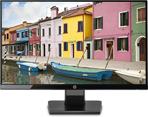 HP 27wm – Monitor de 27″ con altavoces (IPS LED, FHD 1920 x 1080, 16:9, 75Hz) negro