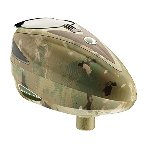 Dye Rotor Paintball Loader Hopper - Dye Cam ()